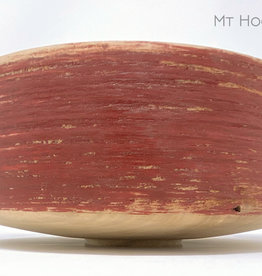 "Ron and Ellie Purvis Mt. Hood Craft - ""Tempest"" - Hand Turned Maple Bowl"