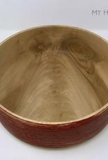 "Mt. Hood Craft - ""Tempest"" - Hand Turned Maple Bowl"