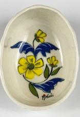 Anshula Tayal Amaati small white oval bowls