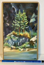 Jennifer Cook-Chrysos Copy of Chrysos Designs Artworks Sketchbook-Oregon-Coast-Trees
