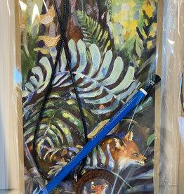 Jennifer Cook-Chrysos Chrysos Designs Artworks Sketchbook-Fox