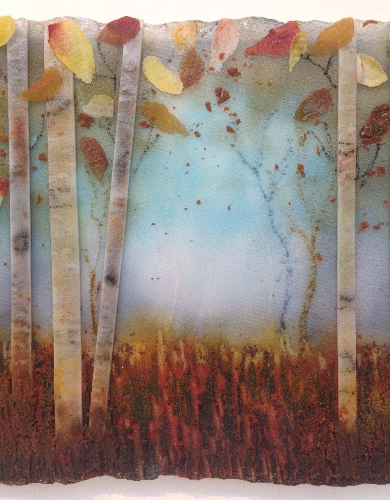 Ann Mackiernan Autumnal Serenity Wall Hanging