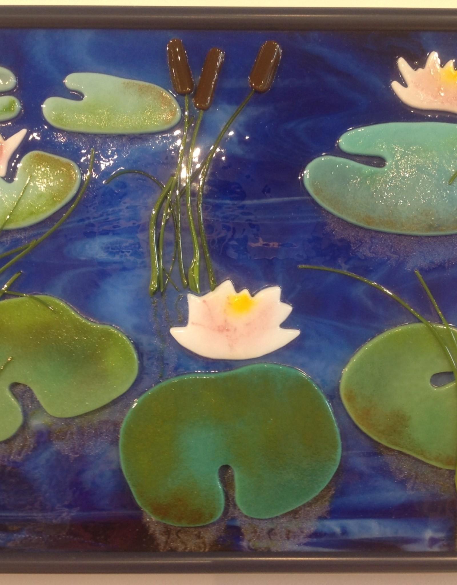 Ann Mackiernan Meditation Pond