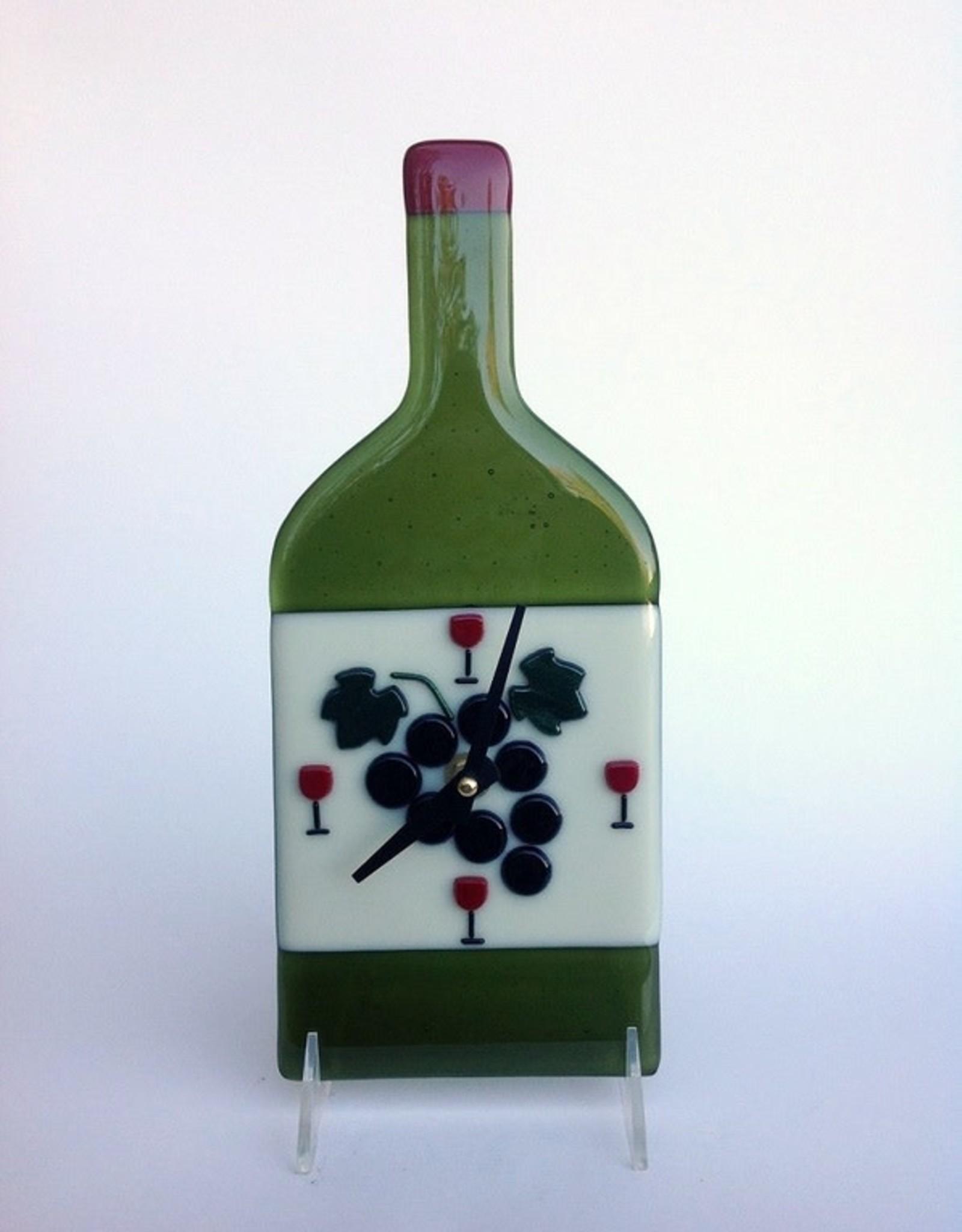 Ann Mackiernan Wine Clock