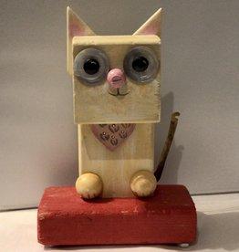 Karen Friedstrom Trouble-cat