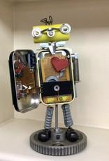Karen Friedstrom Tenley-robot