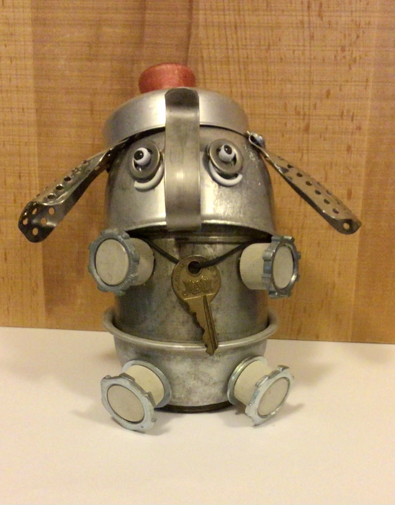 Karen Friedstrom Elly-Robot Elephant