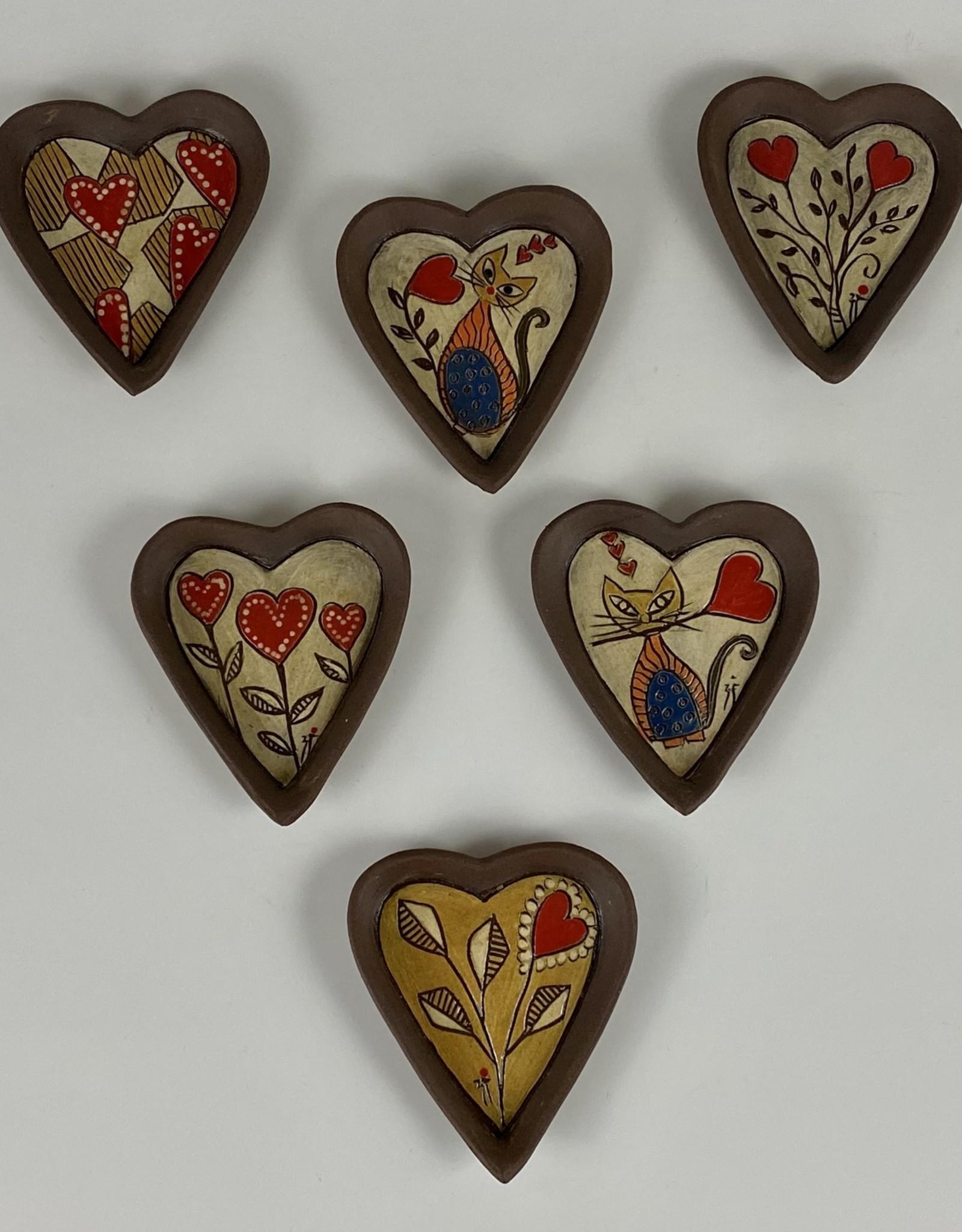 Anshula Tayal Amaati Heart tray 2nd style