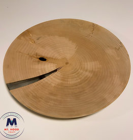 """Ron and Ellie Purvis Mt. Hood Craft - """"Bolt"""" Spalted Maple Wood and Resin Bowl"""