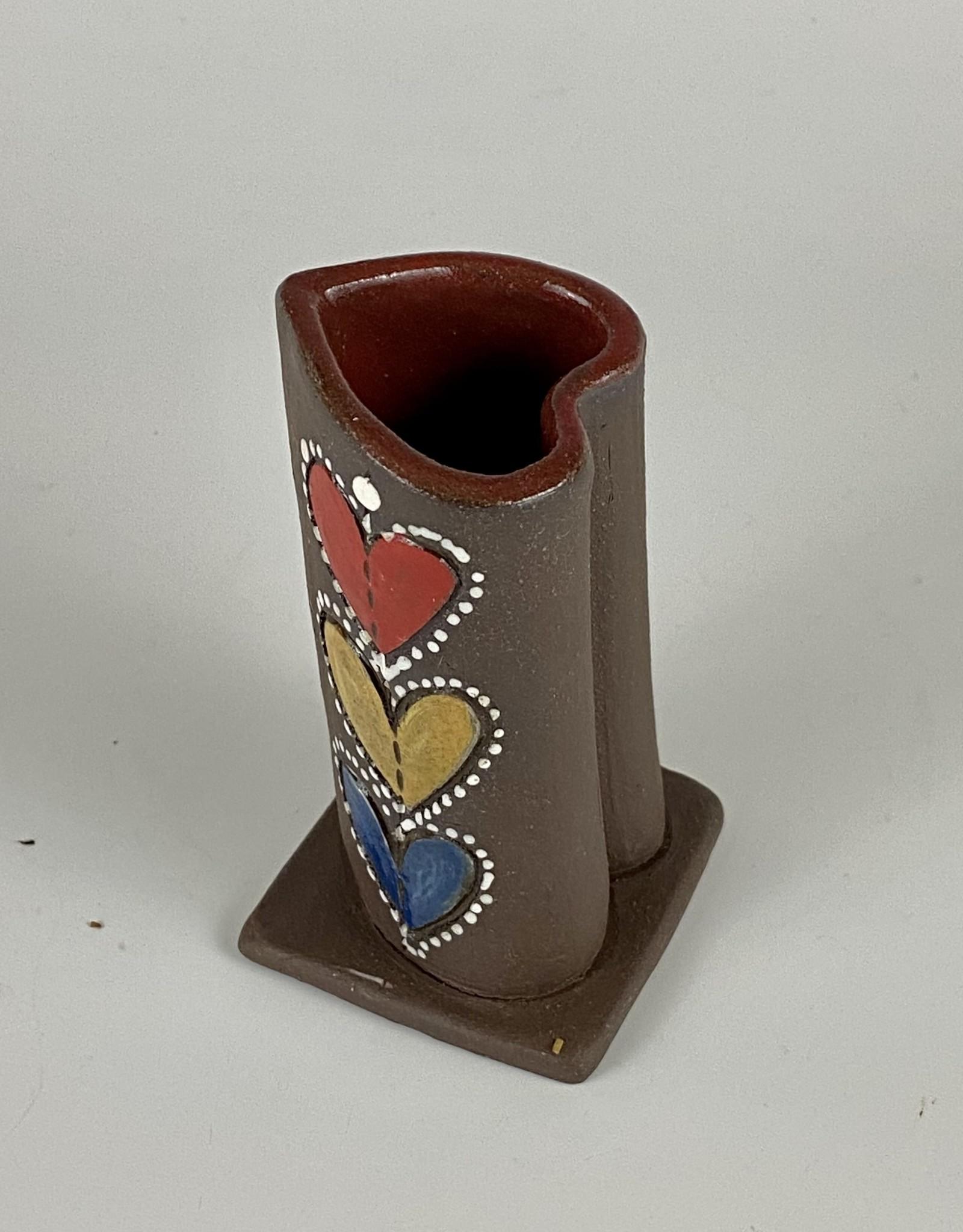 Anshula Tayal Amaati Heart vase