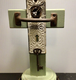 Karen Friedstrom Old World Cross-bird