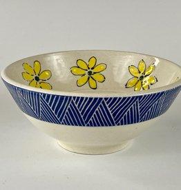 Anshula Tayal Amaati yellow flower bowl