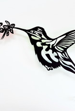 David Friedman Hummingbird 2021 - Papercutting