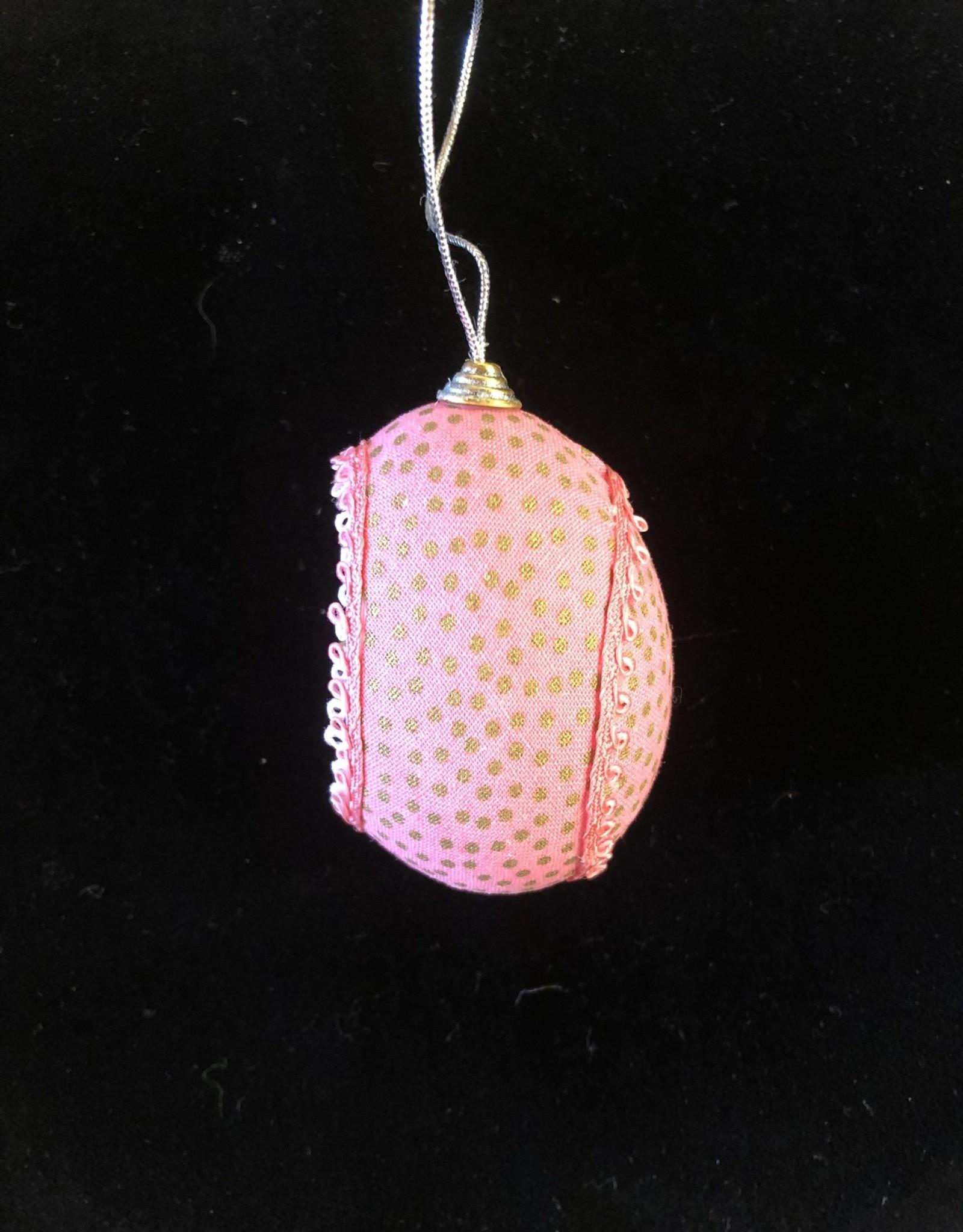 Ammi Brooks Beatrix Mamma Squirrel/cup Real Egg Ornament