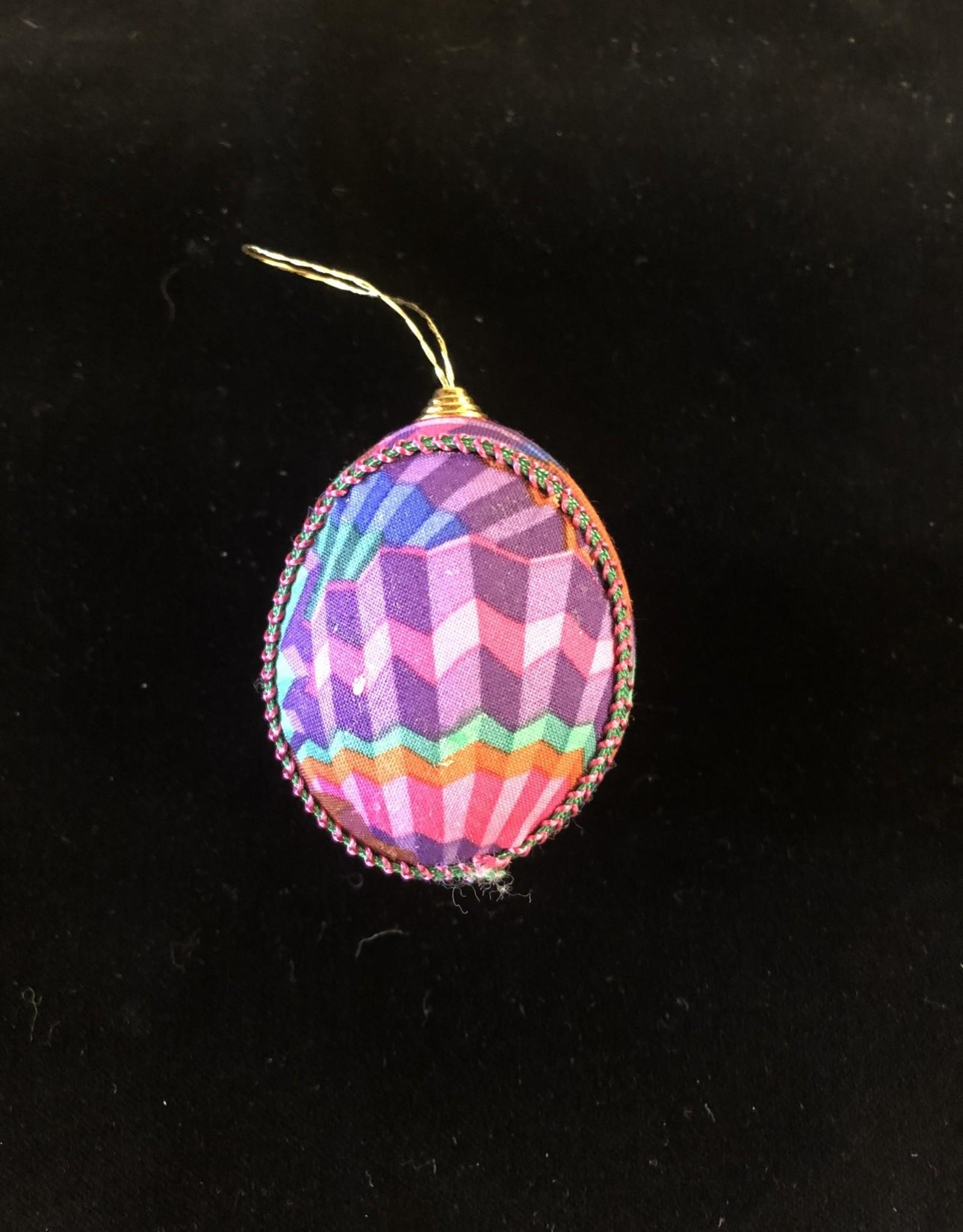 Ammi Brooks Beatrix Squirrel/bird real egg Ornament