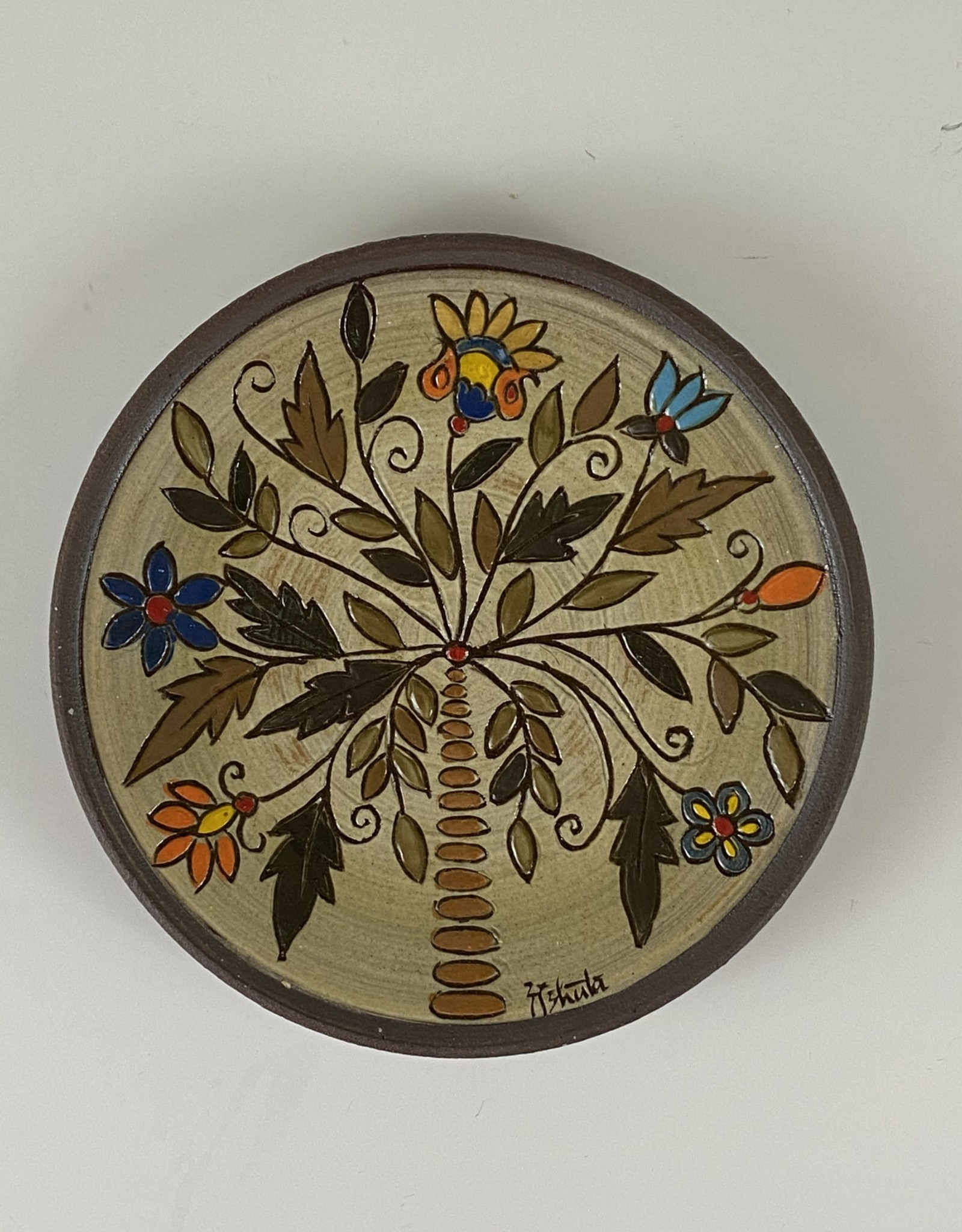 Anshula Tayal Amaati Tree of life plate