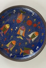 Anshula Tayal Amaati Madhubani Fish platter