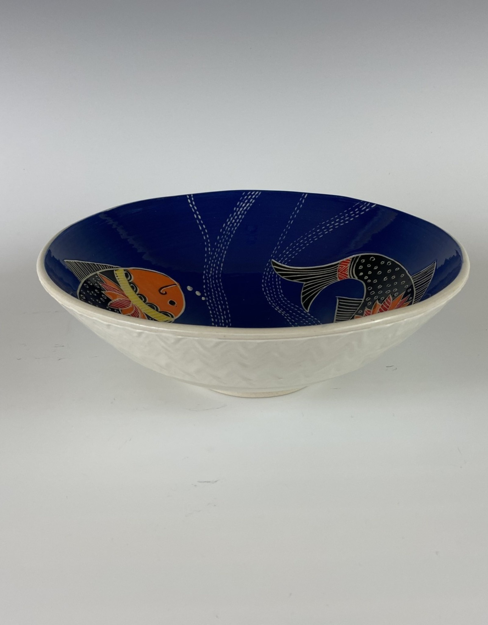 Anshula Tayal Amaati Madhubani 2 fish Bowl