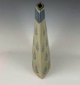 Anshula Tayal Amaati Indigo vase