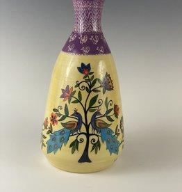 Anshula Tayal Paithani Big Vase