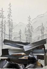 "Michelle Purvis ""NW Tree Series #148"" Print MLP"