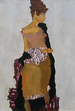 "Michelle Purvis ""Egon's Gertrude"" Print MLP"
