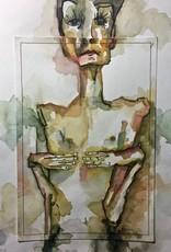 """Michelle Purvis """"Egon's Egon"""" Print MLP"""