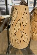 Ron and Ellie Purvis MHC - Leaf 1 Maple Vase