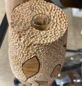 Ron and Ellie Purvis MHC - Leaf 2 Maple Vase