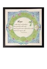 Kelly Casperson Hope framed original