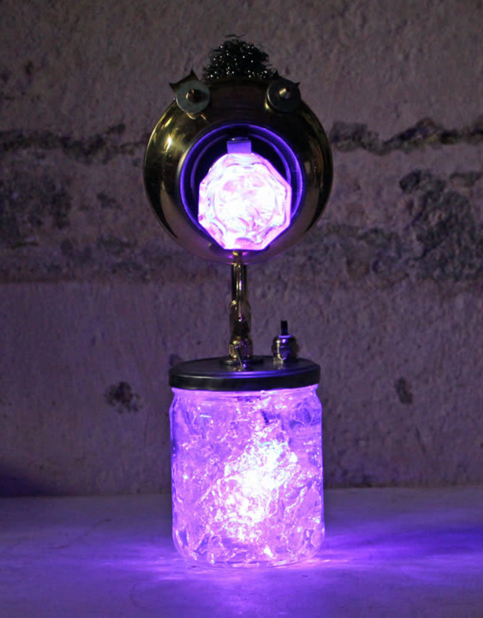 Jason Winslow Sipper-Purple #2 / Cool To Me
