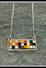 June Martin Willow Jewel Necklace