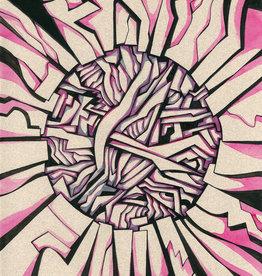 Gray Jones Radius #02 -Framed