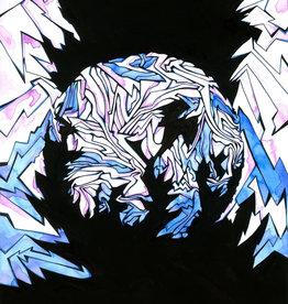 Gray Jones Radius #03 -Framed
