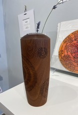 Ron and Ellie Purvis MHC -  Wood Vase (med)