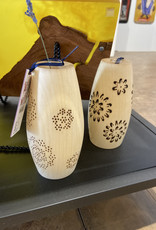 Ron and Ellie Purvis MHC -  Wood Vase (Sm)