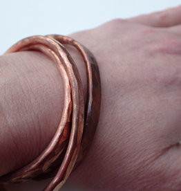 Lilly Parker Copper Bangle