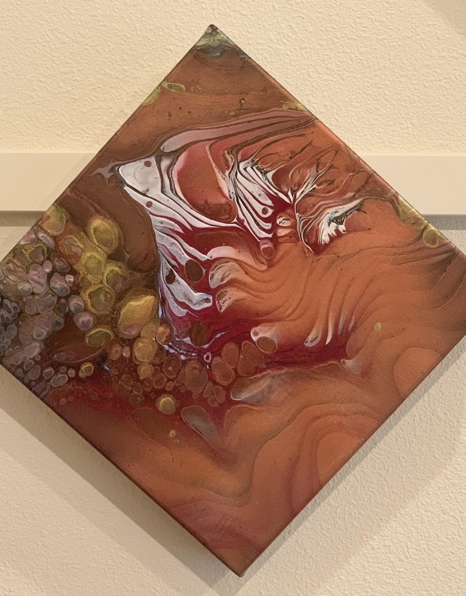 Joanne Cavallaro Art angel fish