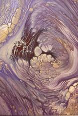 Joanne Cavallaro Art Violet Hideaway