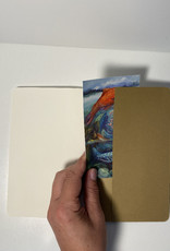 Jennifer Cook-Chrysos Chrysos Designs Artworks Sketchbook-Coyote