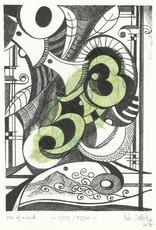 """Guest Artists Beate Scheller #13 """"PDX/503"""",  Beate Scheller"""
