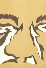 Gray Jones Face to Face -Cutout 9x12 #49