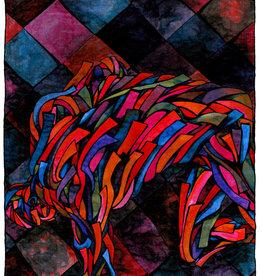 Gray Jones Print -8x10 Falling 01