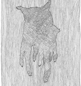 Gray Jones Print -11x14 B&W 07