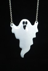 Anne Johnson AJE - Ghastly Ghost - Boo