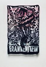 David Friedman Frankenstein - FriedArt Papercutting