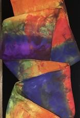 Ammi Brooks Silk Scarf/rainbow1
