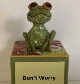 Karen Friedstrom Don't worry.                      Message block
