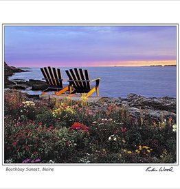 Erskine Wood Boothbay Sunset [CLR]-EW