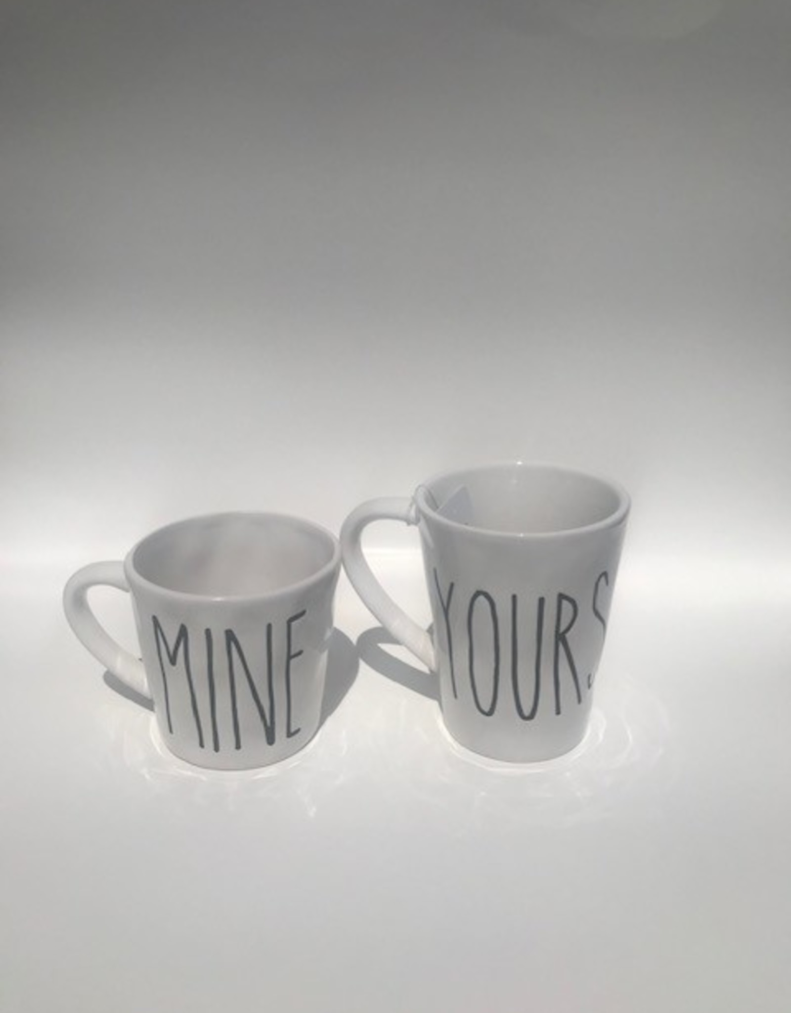 You&Mine Mugs Set
